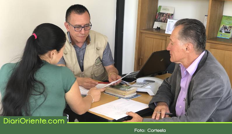 Photo of No se necesitan intermediarios para realizar trámites en Cornare