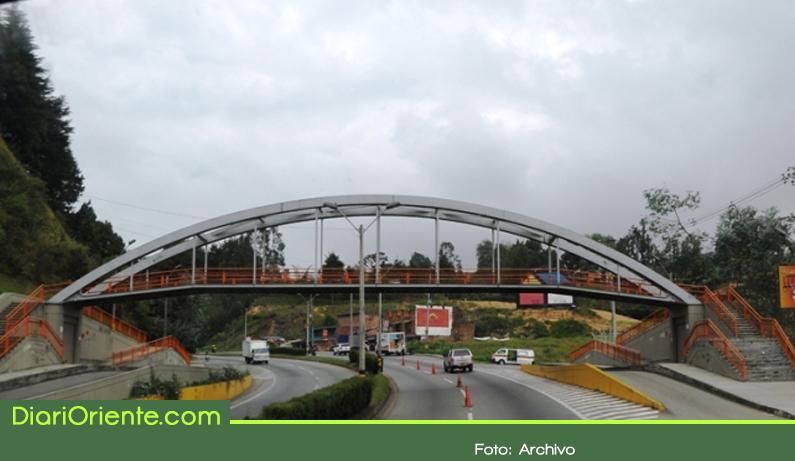 Photo of En Guarne, se construye puente peatonal después de 17 años de espera