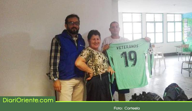 Photo of Víctimas del conflicto recuperan las prácticas deportivas como parte de su reparación integral