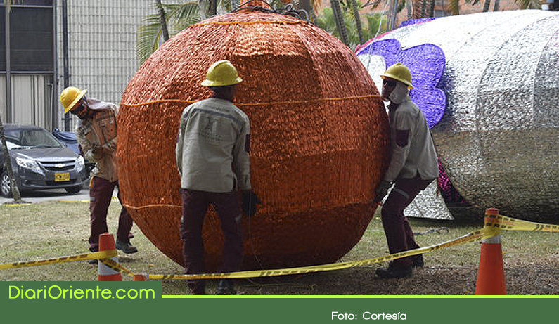 Photo of EPM ya inició la instalación del alumbrado navideño
