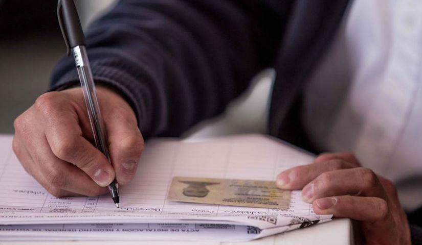 Photo of 17.565 personas se inscribieron en Rionegro para las elecciones del 27 de octubre