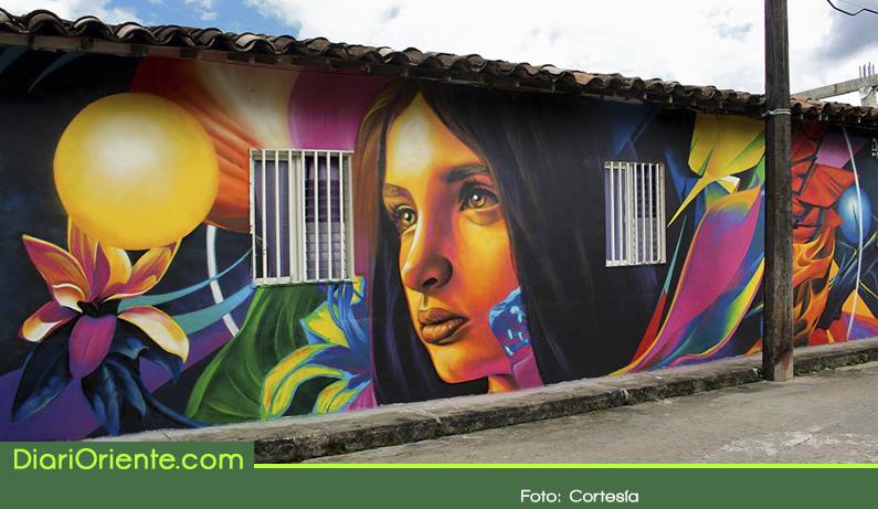 Photo of En San Carlos se realizó Encuentro Internacional de Muralismo