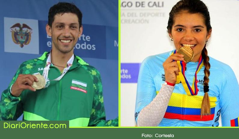 Photo of Ciclistas del Oriente Antioqueño siguen brillando en los Juegos Nacionales.