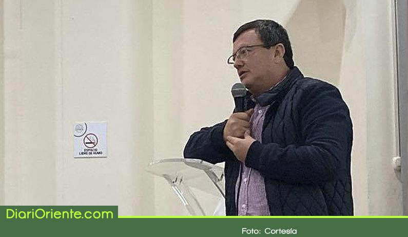 Photo of Carlos Mario Zuluaga presentó su último balance de gestión al frente de Cornare