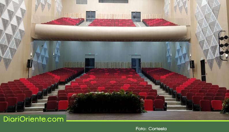 Photo of Así luce el nuevo teatro de Marinilla, el más grande del Oriente Antioqueño