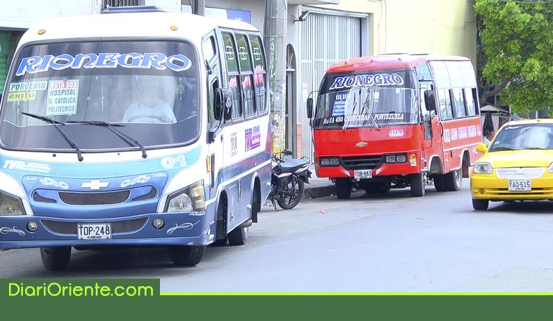 Photo of Transportadores de Rionegro piden alza en la tarifa