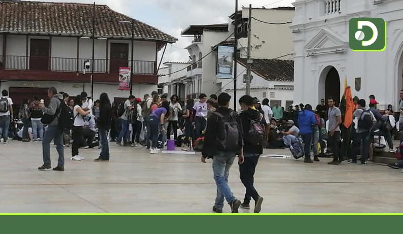 Photo of Conozca las medidas tomadas en Rionegro por paro del 21 de enero