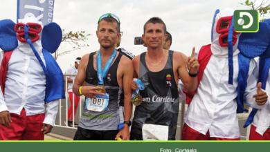 Photo of El cejeño Juan Carlos Cardona ganó la primera versión de la Maratón de Barranquilla