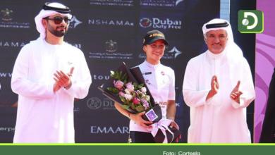 Photo of La carmelitana Daniela Atehortúa es la campeona de las jóvenes en el Tour de Dubái
