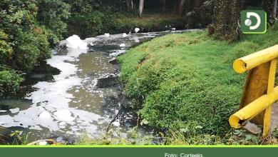 Photo of Continúan vertimientos de contaminantes en la quebrada La Pereira