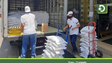 Photo of 8.950 familias del departamento ya recibieron paquetes alimentarios