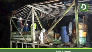 Photo of Desmantelan en el municipio de Nariño laboratorio artesanal para el procesamiento de coca