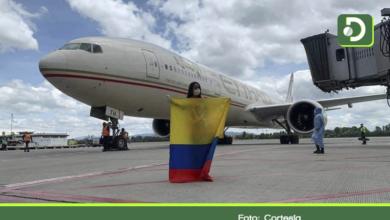 Photo of Llegó avión con 13 toneladas de insumos para detección y atención del covid-19