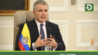 Photo of Presidente Duque declara nueva emergencia económica en el país y anuncia subsidios