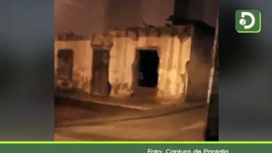 Photo of Video: Captan fenómeno paranormal en una casa antigua de Marinilla ¿un fantasma?