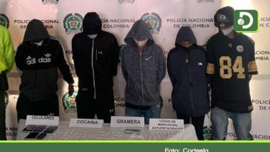 Photo of Capturados en Rionegro cinco miembros de la banda «Los Pamplonas».