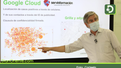 Photo of Gobernación lanza sistema que te avisa si has estado cerca de una persona con Covid-19