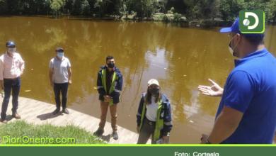 Photo of Rionegro: ¿Por qué el agua del Lago Santander cambió de color?