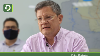 Photo of Gobernador encargado de Antioquia da positivo para coronavirus