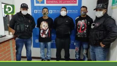 Photo of En Rionegro fue capturado alias «Huevo», máximo cabecilla de Los Pamplona