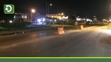 Photo of Rionegro: Autoridades levantan puesto de control en el sector de Pintuco
