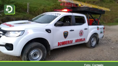 Photo of Bomberos Argelia: «no tenemos recursos, en caso de emergencia, comunicarse con el señor alcalde»