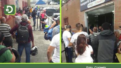 Photo of Rionegro: Para evitar colapso en la secretaría de tránsito, sólo se entregarán 80 fichos por día