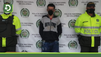 Photo of Capturan un hombre mientras robaba casa en el barrio La Dalia de Marinilla