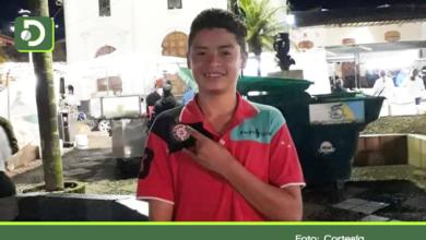 Photo of El Retiro: Familiares buscan a Cristian Camilo Tangarife de 17 años.