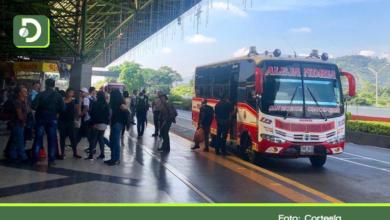 Photo of Reactivación de las terminales Medellín avanza en un 40%, estás son las rutas con mayor afluencia