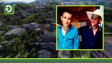 Photo of Padre e hijo, las víctimas de doble homicidio en zona rural de Argelia