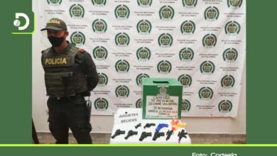 Photo of Con la campaña «Amarse Es Mejor Que Armarse», policía recolecta juguetes bélicos en La Unión