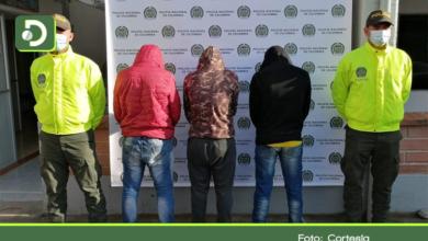 Photo of Capturan tres personas que venían desde Bogotá a robar en el Oriente Antioqueño