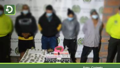 """Photo of Capturan en Guatapé 4 integrantes de la banda delincuencial """"Los Mesa""""."""
