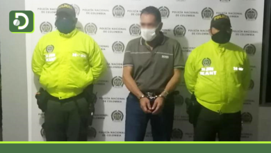 Photo of Rionegro: Capturan un hombre buscado por la Interpol por porte y tráfico de armas