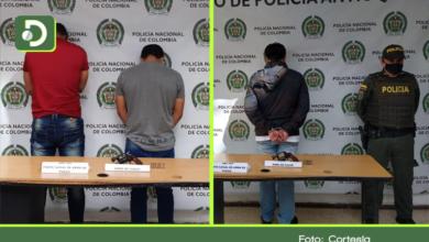 Photo of Marinilla: Capturan tres hombres cuando pretendían realizar fleteo en contra de reconocido comerciante