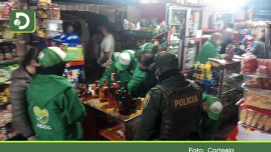 Photo of Dueño de una tienda en Rionegro fue capturado por vender licor adulterado.