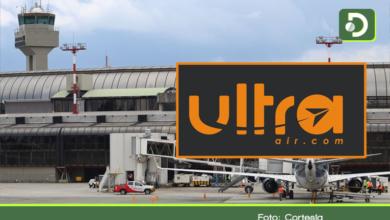 Photo of Operación de Ultra Air comenzaría en 2021, nueva aerolínea de bajo costo con base en Rionegro