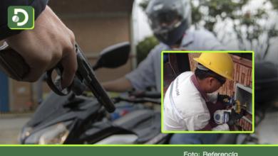 Photo of Empleado de EPM resultó herido con arma de fuego tras el robo de su moto en Abejorral