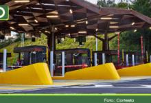 Photo of Nueva tarifa en los peajes: Túnel de Oriente, variante Las Palmas y vía a Santa Elena