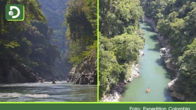 Photo of Antioquia: El Samaná, uno de los ríos más espectaculares y biodiversos de Colombia