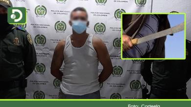 Photo of Argelia: Capturan a un hombre que hirió a su pareja con un machete