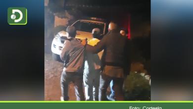 Photo of El Retiro: Capturan cinco ladrones mientras robaban cable telefónico