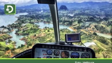 Photo of Por el ruido de las aeronaves, alcalde suspende los vuelos en helicóptero por Guatapé