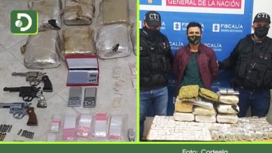 """Photo of Cayó otro cabecilla de """"Los Pamplona"""": En Marinilla, capturan a 'La Ardilla' con armas y drogas"""