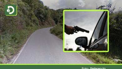 Photo of En la vía hacia La Ceja, le robaron vehículo y pertenecías al gerente del hospital de Abejorral