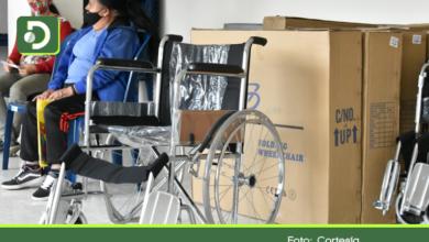 Photo of Sonsón: Se entregaron sillas de ruedas y ayudas técnicas a población con discapacidad
