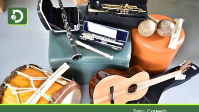 Photo of Víctimas del conflicto armado en El Peñol, El Carmen y Abejorral recibieron instrumentos musicales