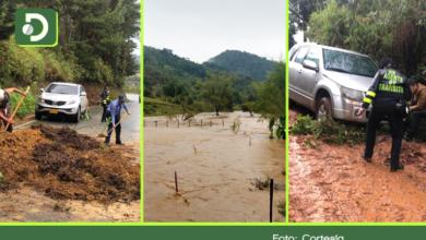 Photo of Alerta roja por deslizamientos e inundaciones en San Vicente Ferrer