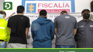 Photo of Capturan a tres sujetos señalados de asesinar a dos jóvenes en Marinilla